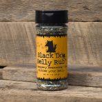 Black Dog Belly Rub