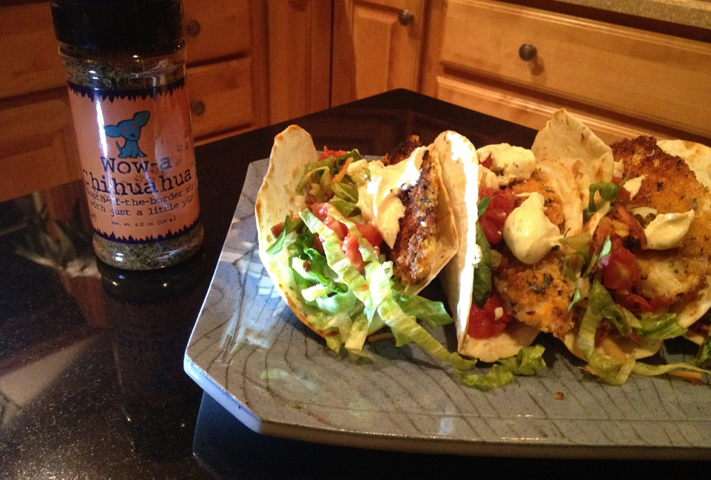 Fish Tacos by Paco