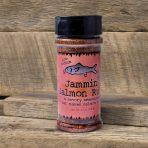 Jammin' Salmon Rub