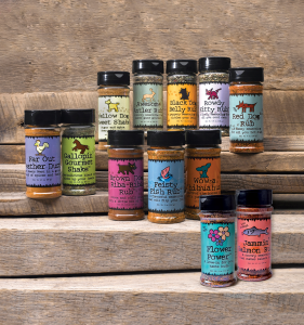 Moms Gourmet Artisan Spice Blends