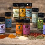 Gift Set of 5 Rubs