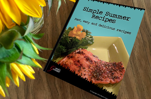 Simple-Summer-Recipes-Cookbook