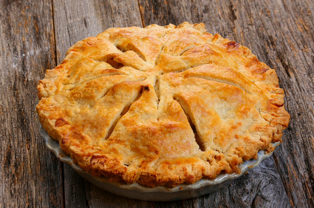 Ginny B's Pheasant Pie – Serves 8