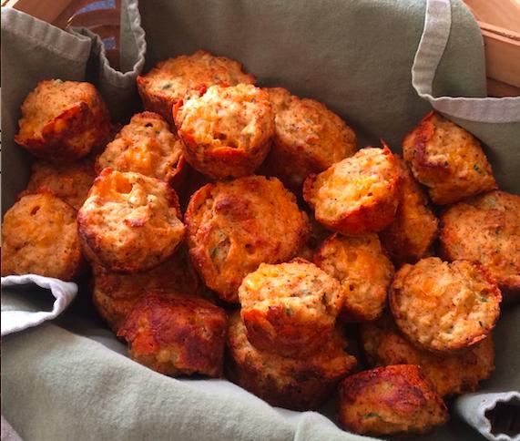 Chili Cheese Muffins