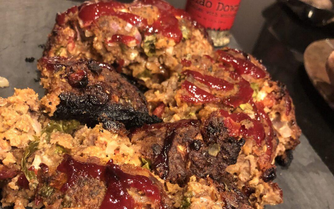 Vinny's Mavalous Meat Loaf – serves 4