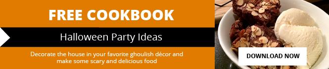 Free Halloween Cookbook