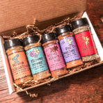 Regional Cuisines – gift set of 5 blends with flavor profiles from around the world